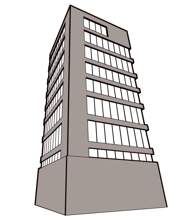 pitino-tower-grigio-vetri-bianchi